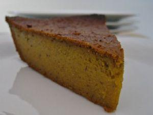 Gluten Free Blender Pumpkin Pie