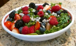 Berry Blue Cheese Salad