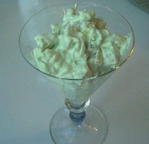 Watergate Salad Lite - no marshmallows