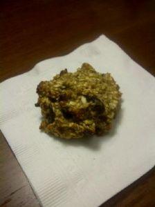 No Sugar, no fat, no flour Oatmeal Cookies