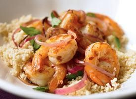Shrimp Scampi (Cook this, not that)