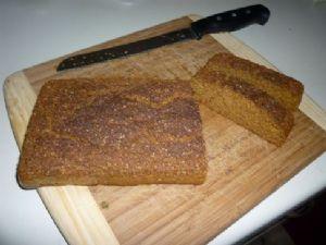 Low Carb EASY Pumpkin Bread