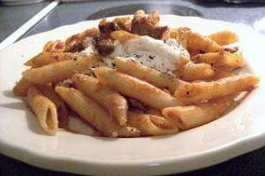Pasta with Fennel, Sausage, Pomodoro, Ricotta (Carrabba's)