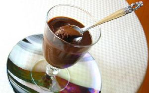 Dark Chocolate Mousse (Vegan)