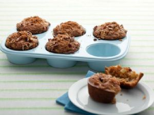 Apple Muffins **Low Fat