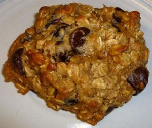 Less fat oatmeal chocolate chip cookies