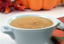 Creamy Dreamy Pumpkin Soup