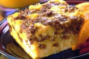 Healthy Breakfast Casserole