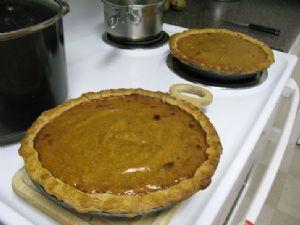 Organic Pumpkin Pie filling