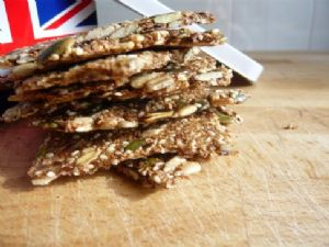 Nanna's Seed Crackers LCHF