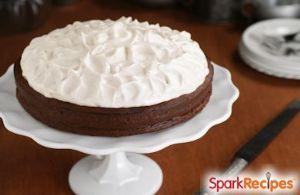 Dark Chocolate Stout Cake