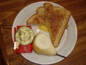 Sandwich - Pear and Gouda Panini