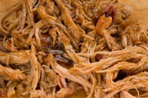 BBQ Pulled Pork (Crockpot)