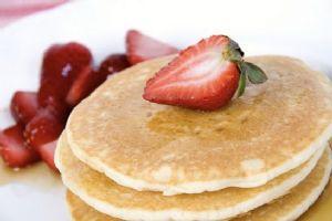 Amazing Pancakes (soy flour)