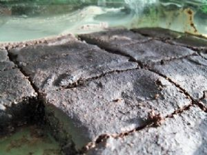 Fat free no sugar added Low calorie Brownies