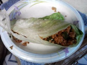 HCG Phase 2 Spicy Turkey Tacos