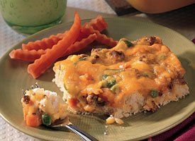 Bisquick Cheeseburger Bake