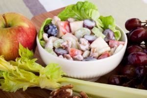 Waldorf Chicken Salad