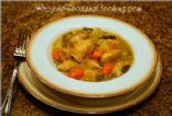 Hearty Homemade Chicken Vegetable Soup