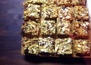 Energy Bar (adapted from Mark's Daily Apple)