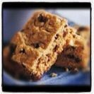 Peanut butter Chocolate Chip bars (low calories)