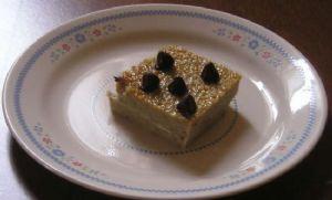 Flourless Banana Bread Pudding