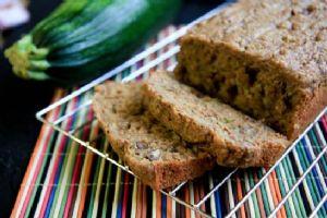 Healthy Whole Grain Zucchini Bread