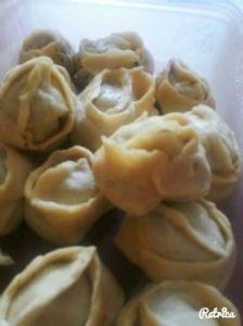 Monti, Central Asia Steamed Dumpling