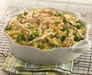 Leftover Turkey Casserole #1