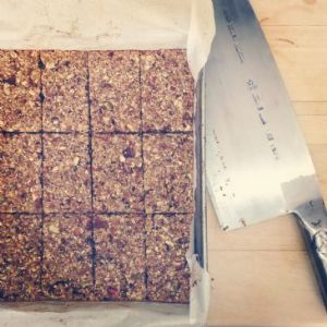 Apple Pie Snack Bar (Vegan/Gluten Free)