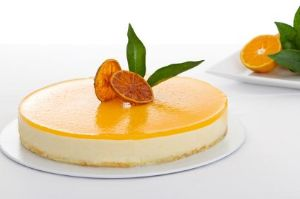 Citrus Cheesecake RECIPE