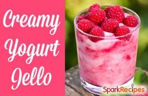 Yogurt Jello