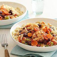 Red Bean Vegetable Jambalaya