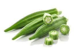 Okra-Spinach-Kale Stew