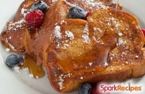 Challah Bread French Toast