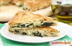Spinach-Cheese Pie