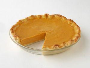 Pumpkin Pie, Sugar Free, Dairy Free