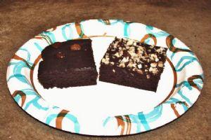 Black Bean Brownies (Gluten Free/Low Carb)