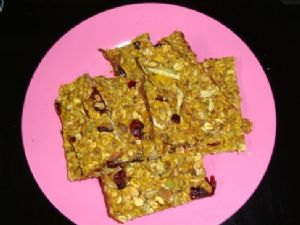 Granola Bar - no added sugar