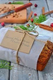 Gift Giving Pumpkin Bread