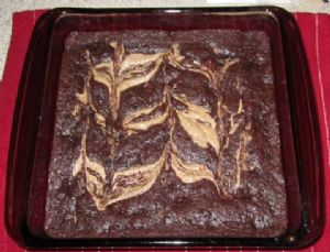Paleo Chocolate Almond Butter Swirl Brownies