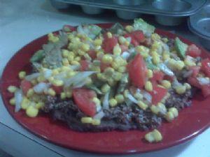 Tex Mex Quinoa Dip or Salad