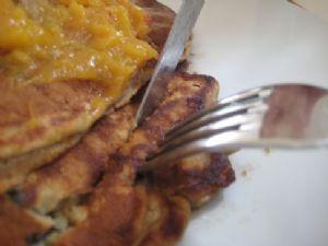 Pemcake (Healthy Spelt Pancakes for 2)