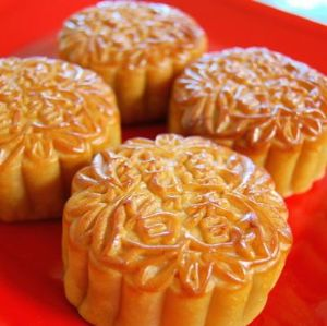 Mid-Autumn Festival Chinese Mooncake