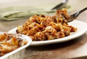 Baked Ziti (adapted from campbellskitchen.com)