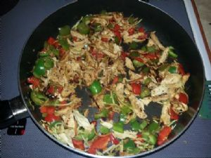 Medifast Chicken Stir Fry