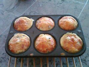 Egg White Muffin Tin Omelet