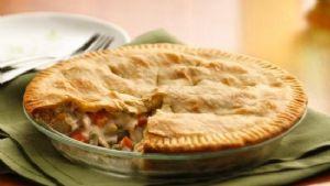 Chicken (or Turkey) Pot Pie