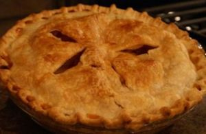 Perfect Thanksgiving Apple Pie