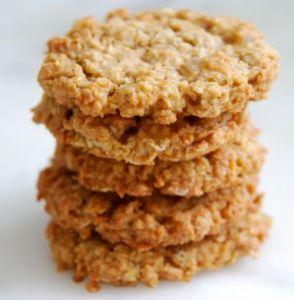Flourless Oatmeal Cookies (remix) - 30 Calories
